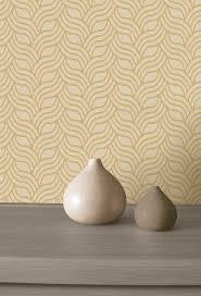 muriva precious silks gold geometric metallic wallpaper neutral