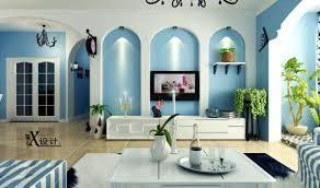 Retro Home Interiors by Interior Retro Mediterranean Bedroom Interior Design With