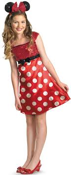 minnie mouse costume buy disney mickey mouse clubhouse minnie mouse kids tween costume