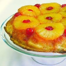 the chew the blog eva longoria u0027s pineapple upside down cake 11 3 11