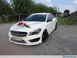 mariage clã en mariage location mercedes amg line blanche chauffeur a