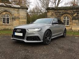 used 2017 audi rs6 for sale in west yorkshire pistonheads