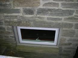 vinyl basement windows basements ideas