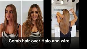 hair extensions australia halo hair extension australia