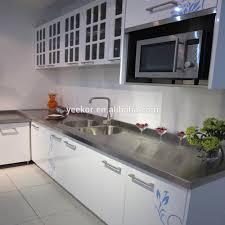 stainless steel kitchen cabinets price stainless steel kitchen
