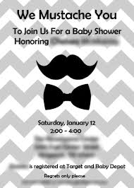 how to plan a mustache bash for your little man the mommies