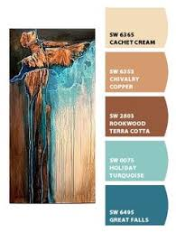 southwestern paint color schemes the southwest desert colors are