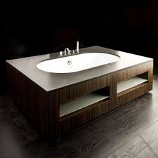 Contemporary Bathtub Furniture Home Lowes Bath Vanities Bathroom Remarkable Square