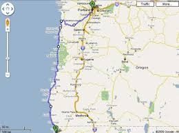 map of oregon lighthouses road trip report oregon coast hwy 101 beaches lighthouses