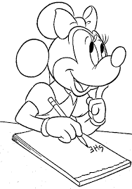 Minnie Mouse Coloring Pages Disney Coloring Pages 31 Free Minnie Mouse Free Coloring Pages
