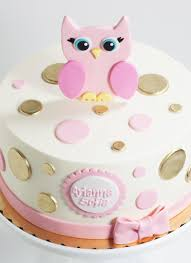 baby shower owl cakes pink owl baby shower cake bakeshop