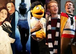 top five modern musicals fandomania