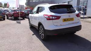 nissan qashqai nearly new nissan qashqai dci 110 tekna roof m u50897 youtube