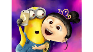 kids k minions wallpaper yellow movie for kids download