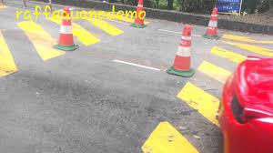 yellow volkswagen karak highway ferrari turun dari genting highland youtube
