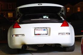 nissan 350z x pipe tmaser 2006 nissan 350z specs photos modification info at cardomain