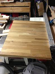 creating a cutting board from butcher block scrap old town home i started the task by assessing the sizes of the leftover pieces to determining the best possible dimensions for the block i was cutting