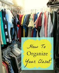 limited space organizing how to organize your closet