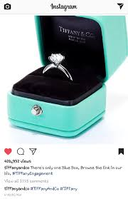 tiffany blue rings images New blue box for engagement rings purseforum 37644