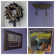 Disney Home Decorations by Dream Room A Disney Haunted Mansion Bedroom Homes And Hues