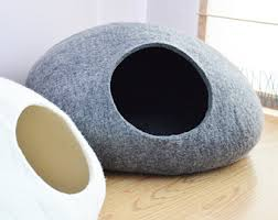 Covered Dog Bed Cat Bed Etsy
