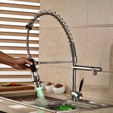 luxury kitchen faucets luxury pull kitchen sink mixer taps single handle dual