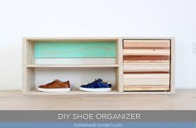 Shoe Cabinet Homemade Modern Ep97 Diy Shoe Cabinet