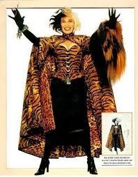 Cruella Vil Halloween Costume 28 Cruella Vil Images Cruella Deville