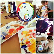 mix it up learn to mix any color with acrylic paint court