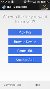 convertor apk the file converter free apk for android