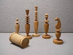 unusual chess sets unusual italian olivewood chess set 1865 luke honey