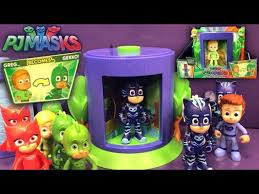 pj masks toy transforming counting challenge game blog