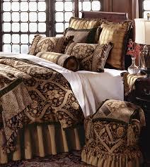 bedroom using luxury comforter sets for wonderful bedroom