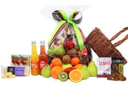 organic food gift baskets healthy gifts batenburgs gift baskets