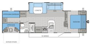 jay flight travel trailers floor plans 2015 eagle travel trailers floorplans u0026 prices jayco inc