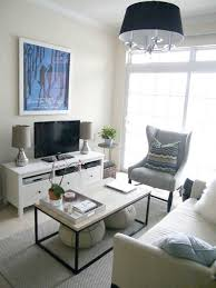 ideas for small living rooms