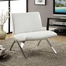 Leather Accent Chairs For Living Room 37 White Modern Accent Chairs For The Living Room