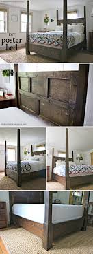 Bed Frame Build 25 Easy Diy Bed Frame Projects To Upgrade Your Bedroom Homelovr