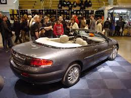 chrysler sebring bentley sebring limited