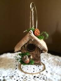 cardinal birdhouse ornaments set of 3 gardener s supply