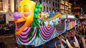 mardi gra floats is how those mardi gras floats are made
