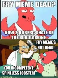 Fry Meme - fry meme dead gues not