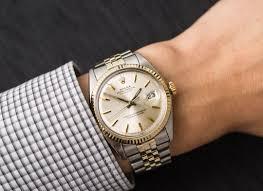 rolex print ads rolex datejust 1601 silver dial