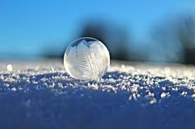 blue bubble waves wallpapers free images water snow winter light cloud sky sunlight