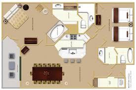 2 bedroom hotels in orlando in 2 bedroom suite picture of