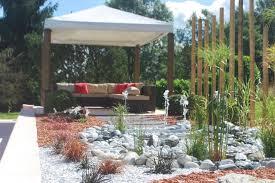 jardin paysager avec piscine oregistro com u003d idee deco jardin piscine idées de conception de