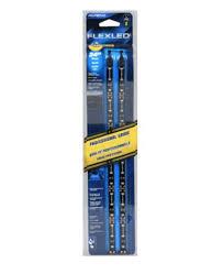 alpena flex led lights installation alpena flex light led blue 24in 77426b ebay