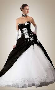 black and white wedding dresses cheap black and white wedding dresses for sale at wholesale price