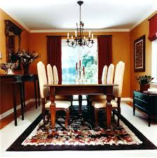 orange dining room table chairs burnt chair covers craigslist
