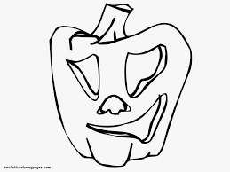 Free Printable Halloween Pumpkin Coloring Pages by Halloween Pumpkin Coloring Pages Realistic Coloring Pages